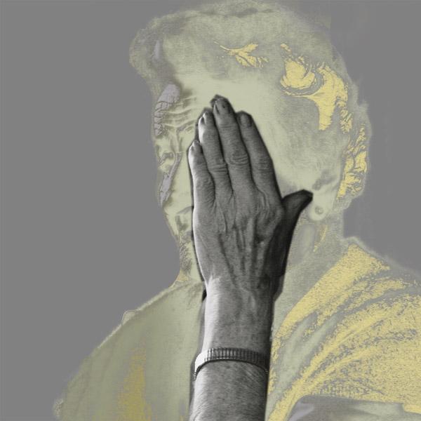 Älter werden, Altersheim, 2013-17, 41x41cm Inkjetprint auf Hanhemühlepapier
